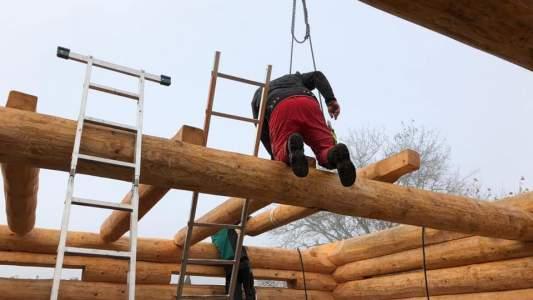 Unternehmen Naturstamm-Bau