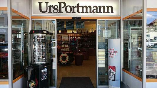 Unternehmen Urs Portmann Tabakwaren AG