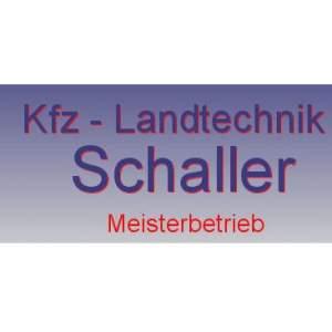 Firmenlogo von Schaller Kfz-Landtechnik Meisterbetrieb