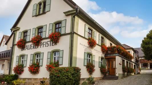Unternehmen Brauerei Gasthof Pfister GmbH