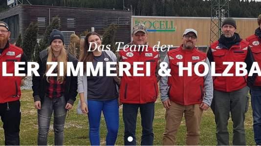 Unternehmen Ralf Adler Zimmerei und Holzbau GmbH