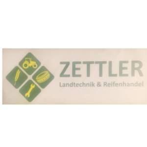 Firmenlogo von Zettler Landtechnik u. Reifenhandel