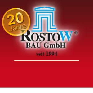 Firmenlogo von ROSTOW Bau GmbH