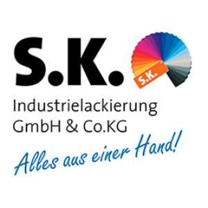 Firmenlogo von S.K. Industrielackierung GmbH & Co.KG