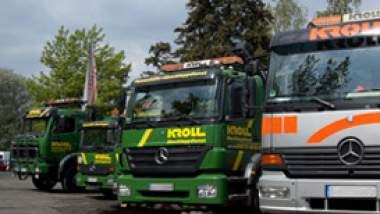 Unternehmen Kroll Abschlepp- und Transport GmbH