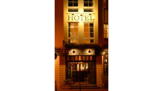 Unternehmen Hotel Overdiek und Ovi's Pub