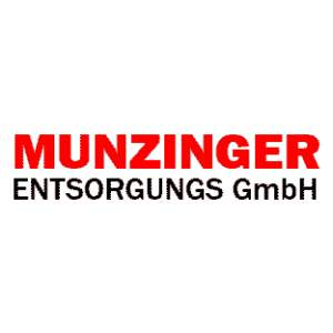 Firmenlogo von Munzinger Entsorgungs GmbH - GF Herr Andreas Kleinhardt