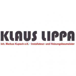 Firmenlogo von Klaus Lippa - Gas, Wasser, Heizung