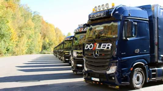 Unternehmen Spedition Döhler GmbH