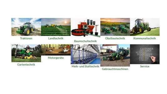 Unternehmen Behrens Landmaschinen