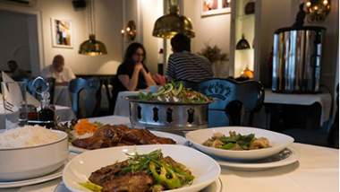 Unternehmen Restaurant Arc-En-Ciel