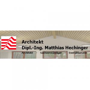 Firmenlogo von Architekt Dipl.-Ing. Matthias Hechinger